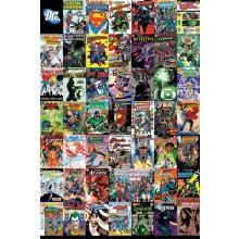 DC COMICS (MONTAGE)