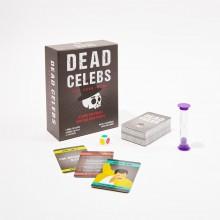 Dead Celebs, Korttipeli