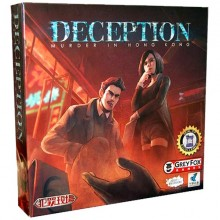 Deception - Murder In Hong Kong, Strategiapeli