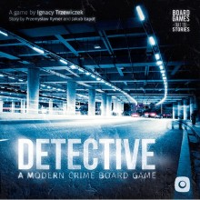 Detective - A Modern Crime Game, Strategiapeli