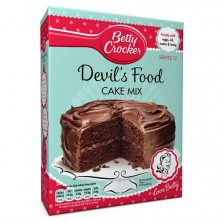 Betty Crocker Devil's Food Kakkumix