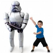 Folioilmapallo Stormtrooper Airwalker
