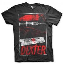 Dexter Signs T-Paita Musta