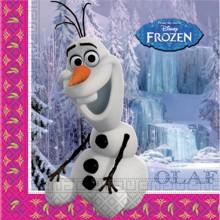Servetit Frozen 20-pakkaus