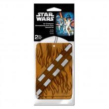 Star Wars Chewbacca Tuoksukuusi 2-Pakkaus