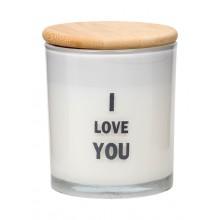 Doftljus I Love You