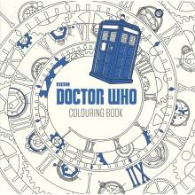 Dr Who  Värityskirja Aikuisille