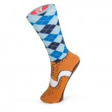 Brogue Sukat Silly Socks