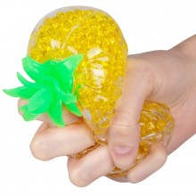 Stressboll Jellyball Ananas