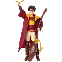 Harry Potter Quidditch Docka