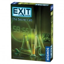 Exit: The Secret Lab, Yhteistyöpeli