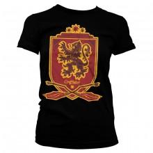 Harry Potter Gryffindor Naisten t-paita