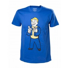 Fallout 4 - Vault Boy Shooting Fingers T-Paita