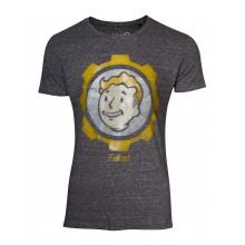 Fallout Vault Boy Vintage T-paita