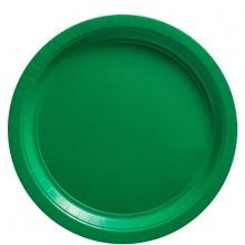 Lautaset VihreÄT 8-Pakkaus