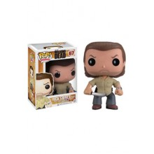The Walking Dead POP! Vinyyli Hahmo Prison Yard Rick 10cm
