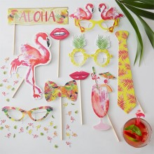 Rekvisiitta Flamingo 10-Pakkaus
