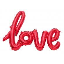 Folioilmapallo Love