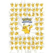 Pokémon Pikachu Juliste 61 x 91,5cm