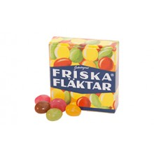 Retro Makeiset Friska FlÄKtar Tablettiaski 20G