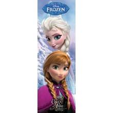 Frozen Anna & Elsa Juliste