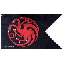 Game Of Thrones Lippu Targaryen