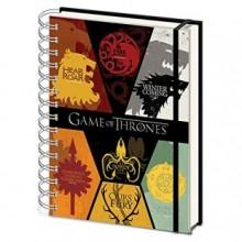 Game Of Thrones MuistilehtiÖ Sigil