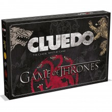 Cluedo- Game of Thrones (EN)