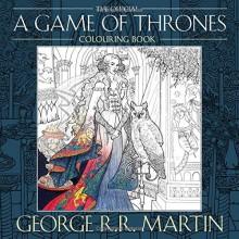 Game of Thrones Värityskirja Aikuisille