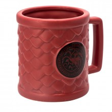 Game Of Thrones 3D Muki Targaryen Dragon