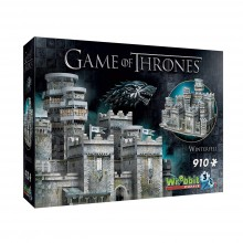 Game Of Thrones 3D palapeli Winterfell