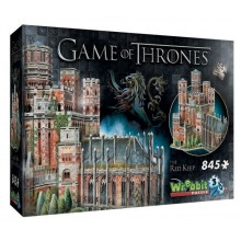 Game Of Thrones 3D palapeli Red Keep