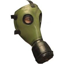 Kaasunaamari Vihreä Lateksi