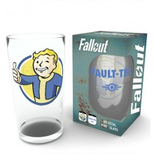 Fallout Suuri Lasi Vault Boy