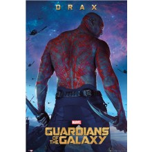 GUARDIANS OF THE GALAXY DRAX JULISTE