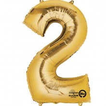 Numeroilmapallo Kulta 2