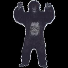 Gorilla Deluxe Naamiaisasu