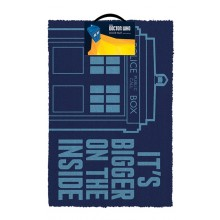 Doctor Who Ovimatto Tardis