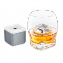 Whiskeyglas Med Stor Isform