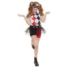 Harley Quinn Lasten Naamiaisasu