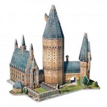 Harry Potter 3D-Palapeli Tylypahkan Suuri Sali