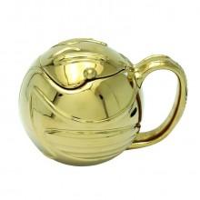 Harry Potter Golden Snitch 3D Mugg