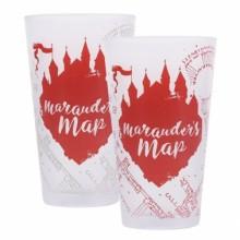 Harry Potter Väriä Vaihtava Lasi Marauders Map