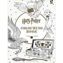 Harry Potter Värityskirja Aikuisille