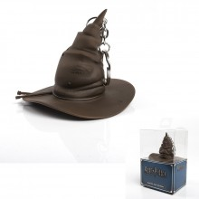 Harry Potter Avaimenperä Äänitehosteilla Sorting Hat