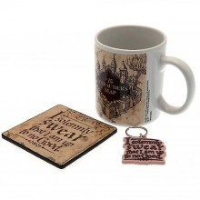 Harry Potter Lahjasetti Marauders Map