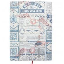 Harry Potter Muistikirja Quidditch