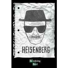BREAKING BAD HEISENBERG WANTED JULISTE