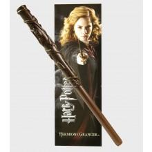Harry Potter - Hermionen Sauva Kynä & Kirjanmerkki