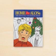 Home Alone Värityskirja Aikuisille